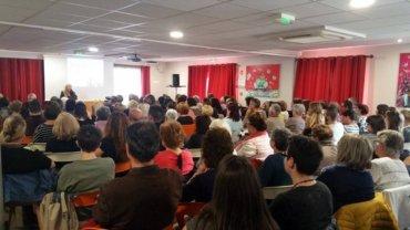 Conférences Chantal Mégares